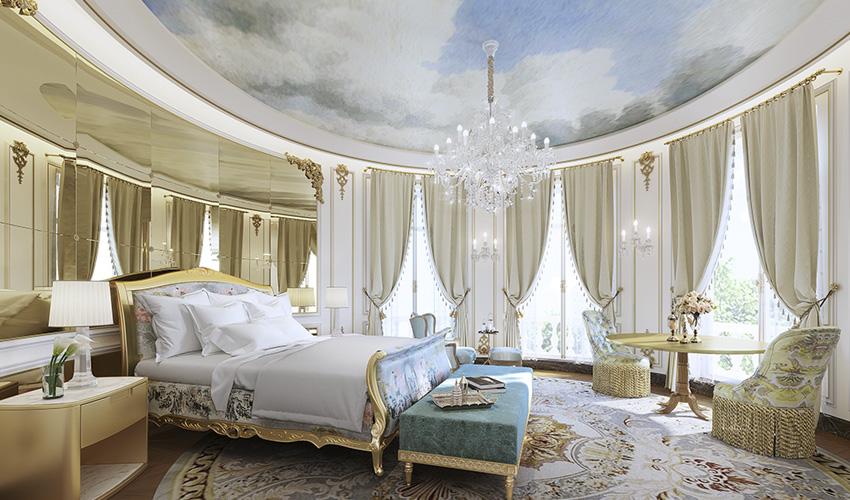 Así es el renovado Ritz de Madrid que abrirá el próximo 15 de marzo