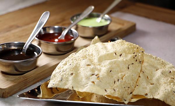 salsas rest. doli - Restaurante indio Doli: la armonía de las especias en la cultura del sabor