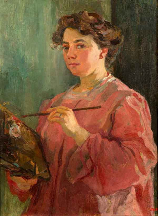 """señoras antes que pintoras - Una exposición del Museo del Prado indaga sobre la mujer """"como invitada incómoda"""" en el arte del siglo XIX"""
