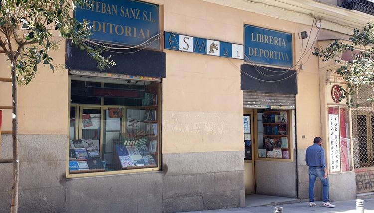 tiendas de madrid libros deporte - Ruta por las librerías temáticas más chulas de Madrid (Parte II)