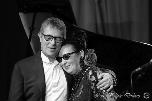 3Chano Dominguez y Martirio © Lou Valerie Dubuis - Jazz Madrid 2020: grandes conciertos y un merecidísimo adiós al maestro Iturralde