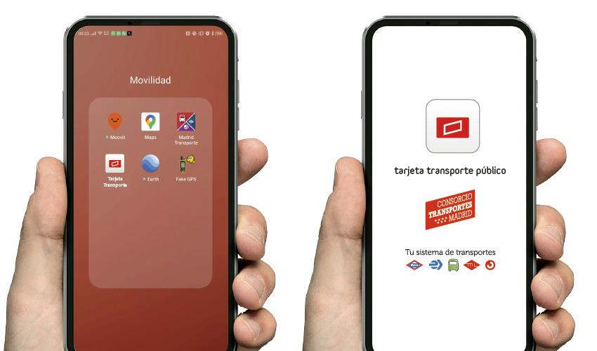 Una app permitirá pagar el transporte público de Madrid desde el móvil