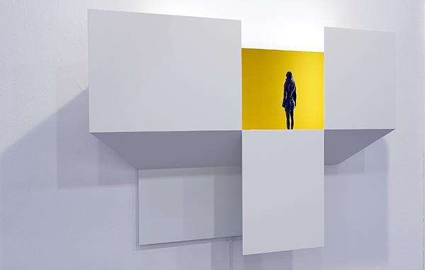Expo Peter Demetz Lucía Mendoza Madrid 01 - El equilibrio y la calma de las piezas de Demetz se expone en la galería Lucia Mendoza