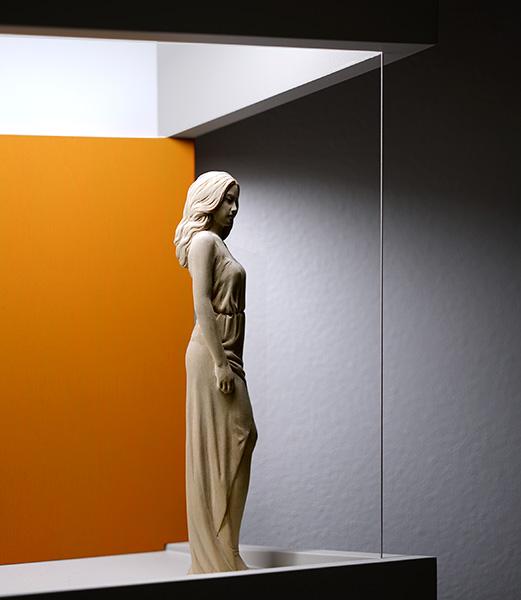 Expo Peter Demetz Lucía Mendoza Madrid 03 - El equilibrio y la calma de las piezas de Demetz se expone en la galería Lucia Mendoza