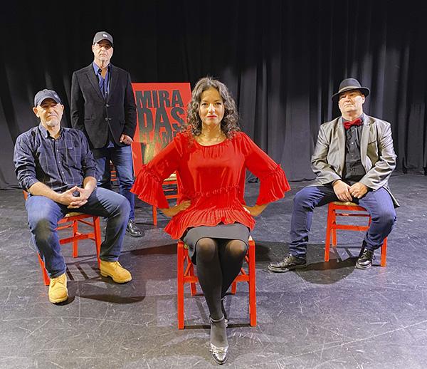 Ibérica Suite 2 - Vallecas reivindica el flamenco en los barrios con ocho grandes espectáculos