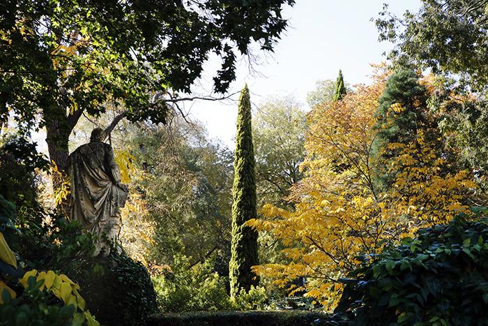 Jardín Botánico de Madrid 01 - Un paseo en 15 fotos por el Jardín Botánico de Madrid