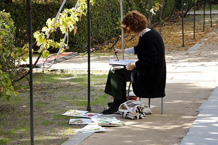 Jardín Botánico de Madrid 012 - Un paseo en 15 fotos por el Jardín Botánico de Madrid
