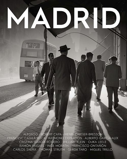 Madrid cubierta - Un libro recoge dos siglos de la historia de Madrid en 160 fotografías