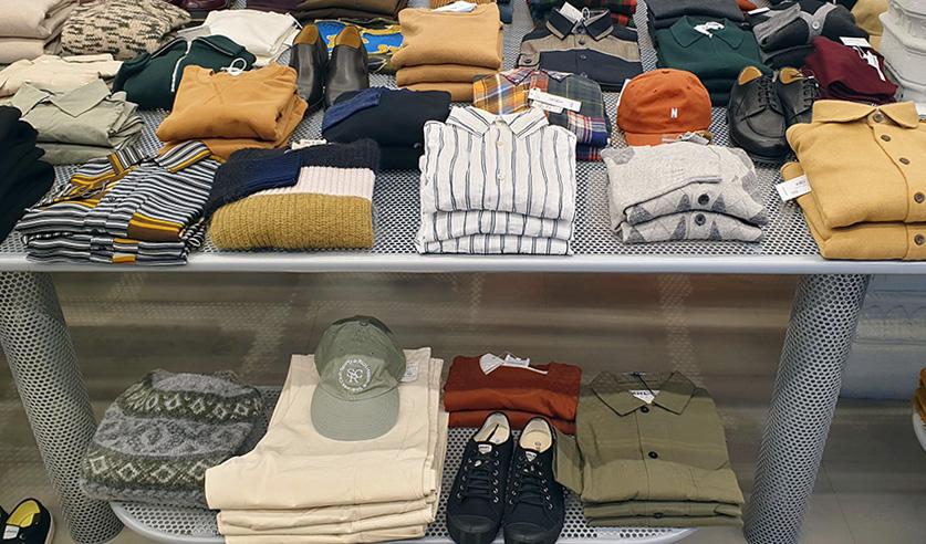 5 tiendas de Madrid para hombres que buscan vestir diferente