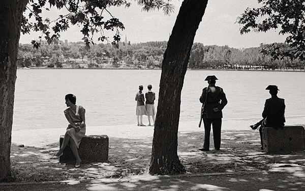 Ram¢n Masats Casa de Campo 1961 - Un libro recoge dos siglos de la historia de Madrid en 160 fotografías