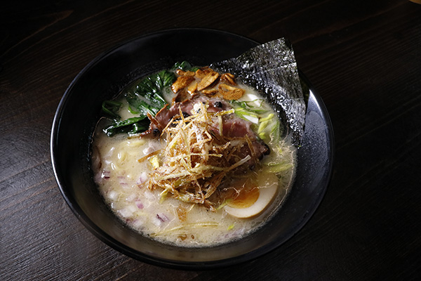 Ramen Ninja Ramen Madrid - Ninja Ramen, la atractiva taberna donde probar la sopa japonesa de invierno