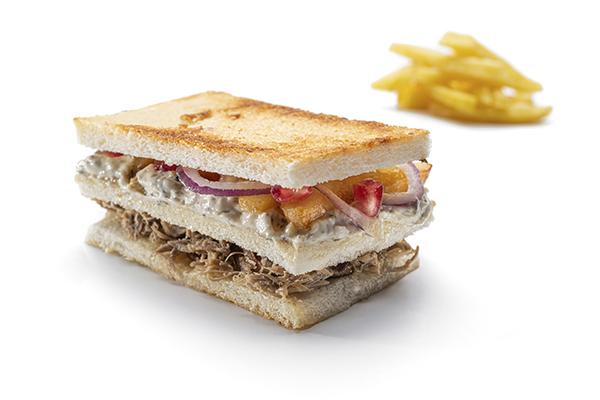 TP 2020 9 sandwich club Segovia New York Gato Gato R - Comienza Tapapiés 2020, la cita con las 23 mejores tapas de Lavapiés
