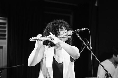 Trinidad Jimenez 2 © María Juarez ALTA - Jazz Madrid 2020: grandes conciertos y un merecidísimo adiós al maestro Iturralde