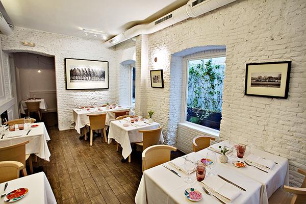Villoldo Sala - Restaurante Villoldo: el entusiasmo del producto y el sabor de temporada