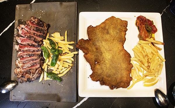 ZAGA 2 carnes - Restaurante Zaga: una carta purista e infalible con lúcidas sorpresas