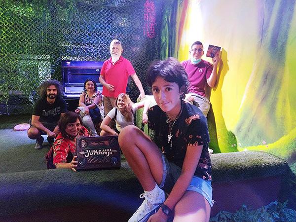 aventurico escape room madrid 010 - Aventurico: El escape room de moda en Madrid para adultos y niños