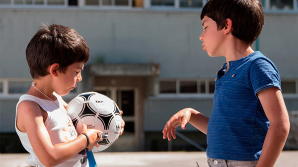 "cine niños Madrid Einsteinrosen01 - 90 películas para niños en ""Mi primer festival de cine"""