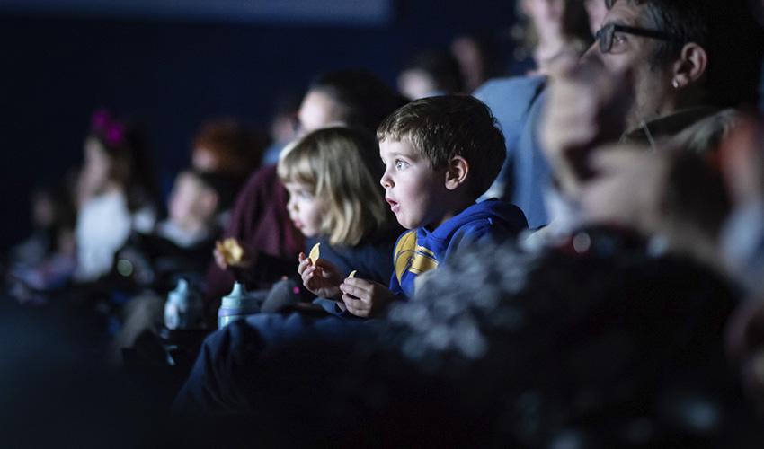 90 películas para niños en «Mi primer festival de cine»