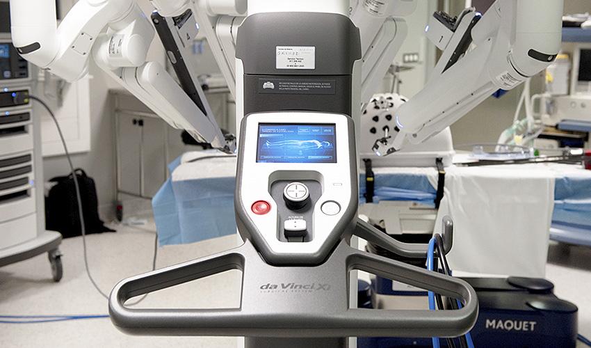 ¿Qué es la cirugía robótica y cuáles son sus beneficios?