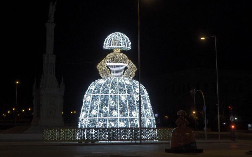 luces de Navidad Madrid 2020 01 - Madrid enciende la Navidad