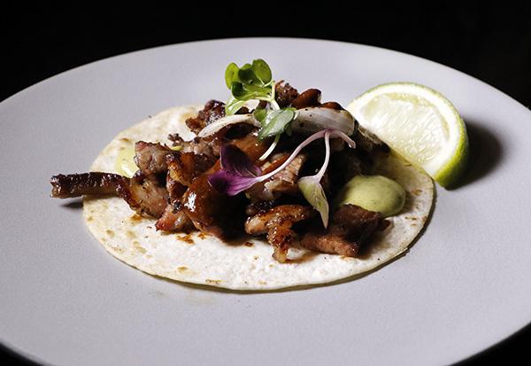 restaurante IZTAC plato 02 1 - Nueva carta del restaurante mexicano Iztac: un delicioso viaje por su litoral
