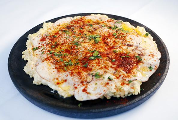 restaurante Popa Madrid plato 05 - Restaurante Popa: bocados de mestizaje y sabor imaginados por el chef Willy Moya