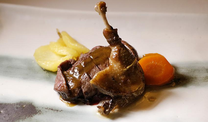 Restaurante Villoldo: el entusiasmo del producto y el sabor de temporada