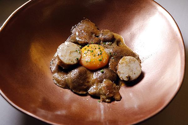 setas Restaurante Villoldo - Restaurante Villoldo: el entusiasmo del producto y el sabor de temporada