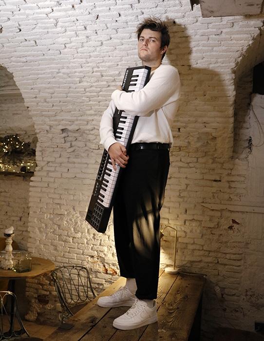 """st woods cantante musico madrid 2 - St. Woods: """"Soy una persona insegura que sabe que su música triunfará"""""""