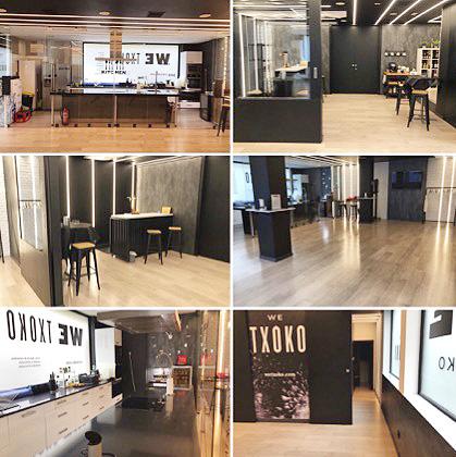 we txoko madrid - WETXOKO, el nuevo espacio en Madrid para tus eventos de empresa y particulares alrededor de la cocina