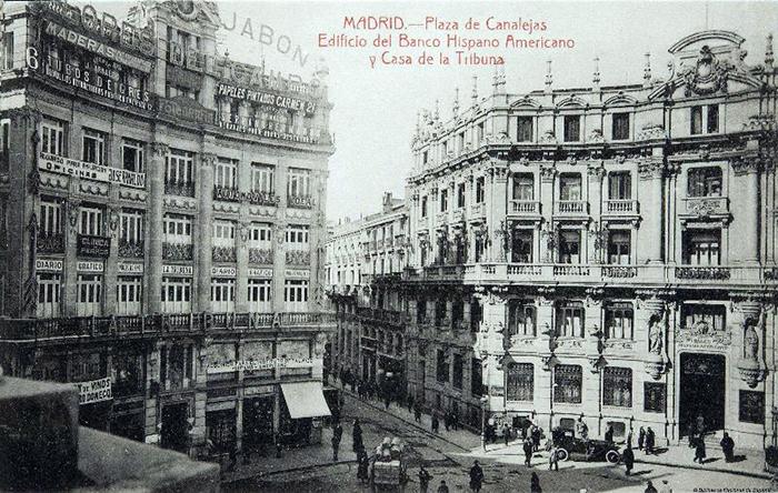 Casa Decor 2021 plaza Canalejas Madrid - Casa Decor desvela el edificio que albergará su exposicion de decoración en 2021