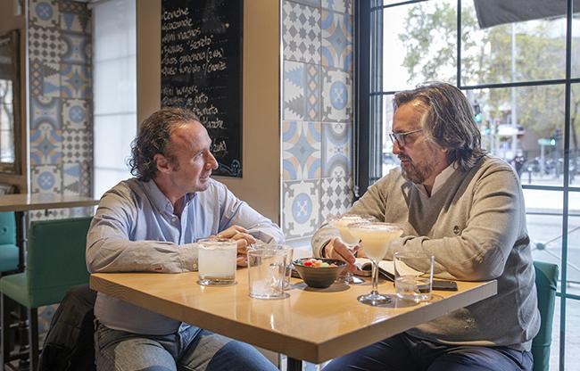 """Javier González Alcocer 2 - Javier González Alcocer: """"Imagino asesinos para mis novelas observando a las personas por las calles de Madrid"""""""