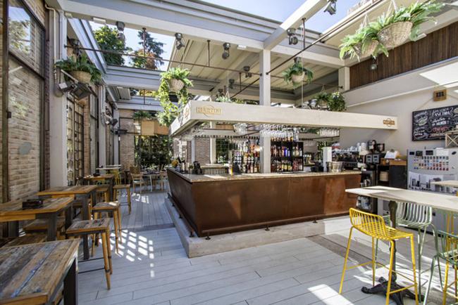 La Galería 3 - 10 terrazas de Madrid acondicionadas para el invierno