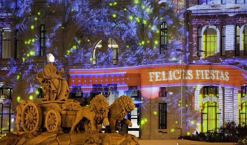 Planes con niños para una Navidad en Madrid