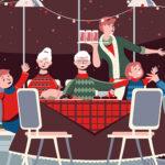 Reuniones de 10 personas y toque de queda a la 01:30h. en Navidad