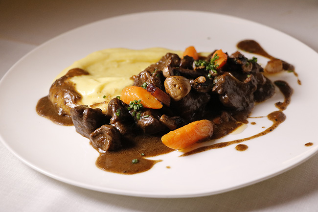 Restaurante Maison Melie Madrid 05 - Restaurante Maison Mèlie, el guardián del recetario francés en Madrid