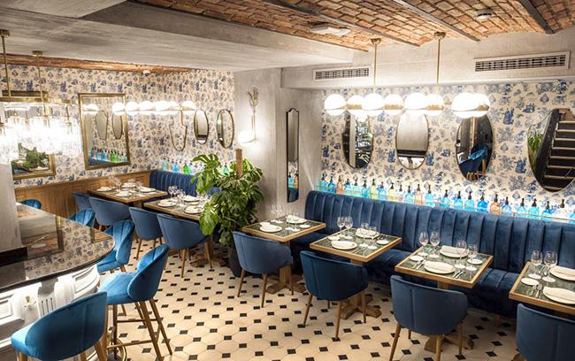 Restaurante Maison Melie Madrid 06 - Restaurante Maison Mèlie, el guardián del recetario francés en Madrid