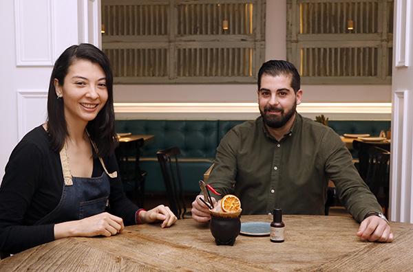 Restaurante Tepic sara y javier - Restaurante Tepic: viaje a la sensibilidad y el producto de la cocina mexicana