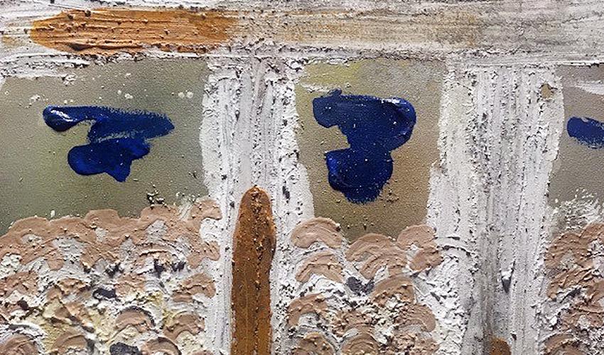 El pintor Ricardo Aparicio propone tres de sus obras como regalos con mucho arte