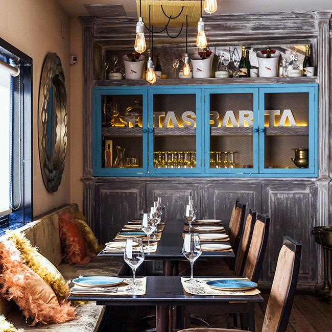 Rita Sibarita1  - Restaurante Rita Sibarita: cuando un aceite extraordinario ensalza una buena cocina