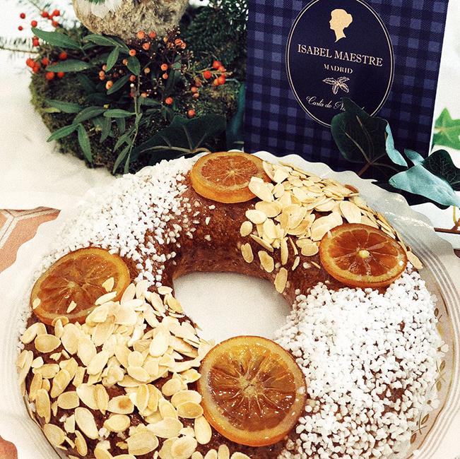 Roscon Reyes Isabel Maestre Madrid - Los mejores Roscones de Reyes de Madrid y la historia de su tradición