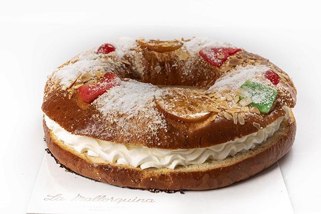 Roscon Reyes La Mayorquina Madrid - Los mejores Roscones de Reyes de Madrid y la historia de su tradición
