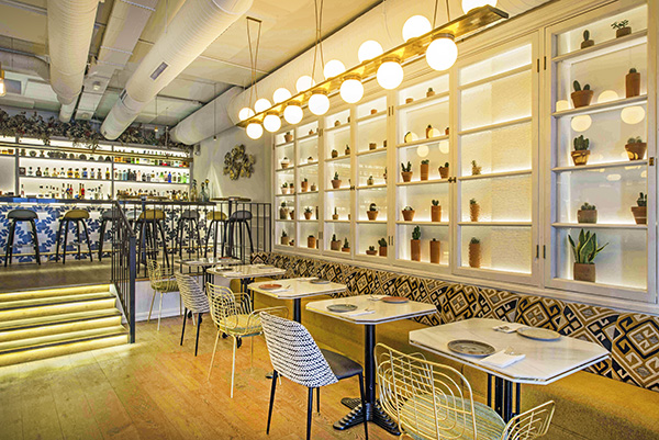 TEPIC SALA PRIMERA PLANTA 4 - Restaurante Tepic: viaje a la sensibilidad y el producto de la cocina mexicana