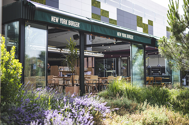 Terraza NYB Moraleja Green - 10 terrazas de Madrid acondicionadas para el invierno