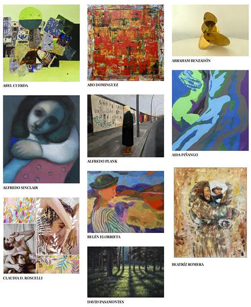 artist experience artistas - Artist Experience: La feria del arte y el artista