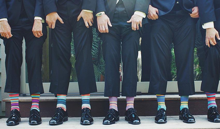 Hay unos calcetines para cada estilo de hombre