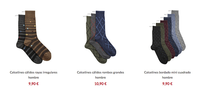 calcetines - Hay unos calcetines para cada estilo de hombre
