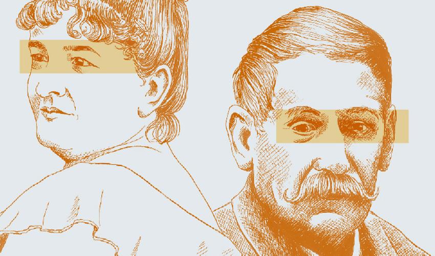 La Cuesta de Moyano teatraliza las cartas de amor entre Galdós y Pardo Bazán