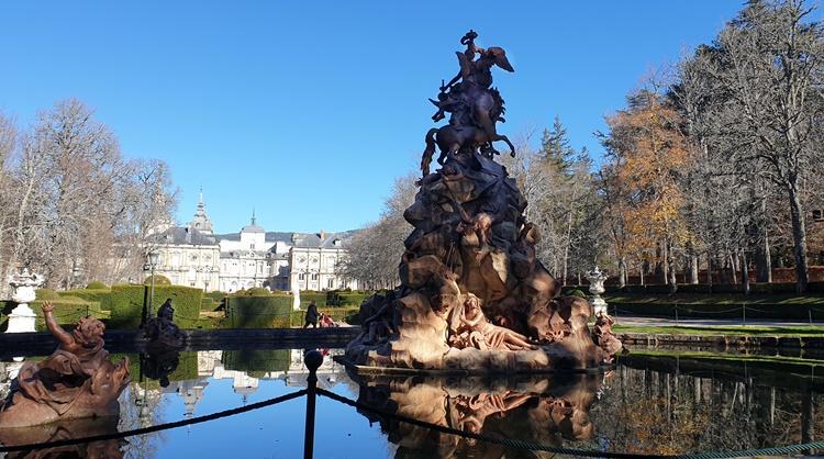 fuente de la fama - Plan de un día cerca de Madrid: La Granja