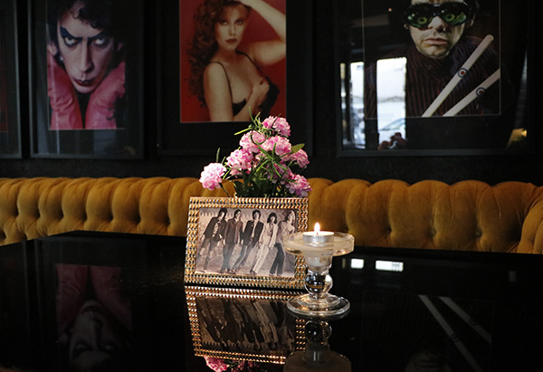 mesa Barbara Ann - Barbara Ann, el restaurante al que invitarías a cenar a Mick Jagger